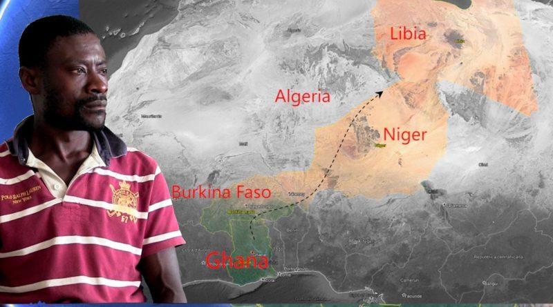 Appiah - viaggio dall'africa all'europa