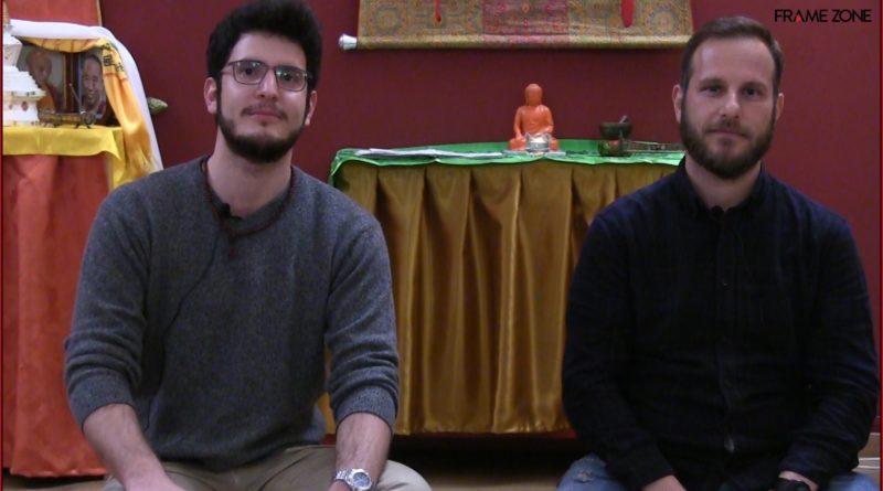 Francesco Diego Istituto Lama buddismo