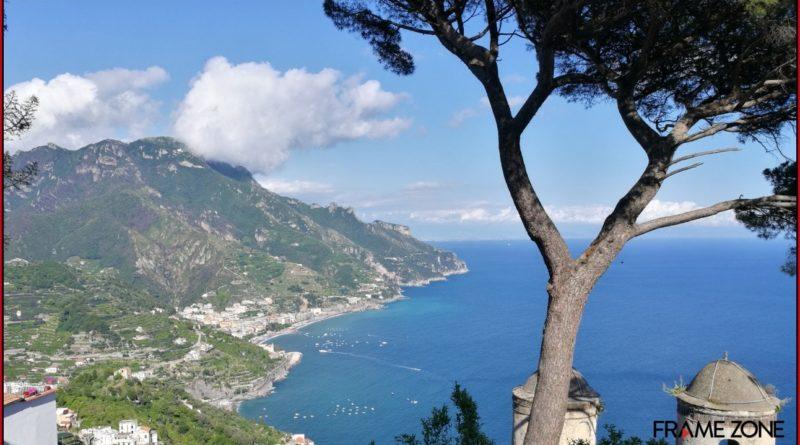 panorama ravello costiera amalfitana