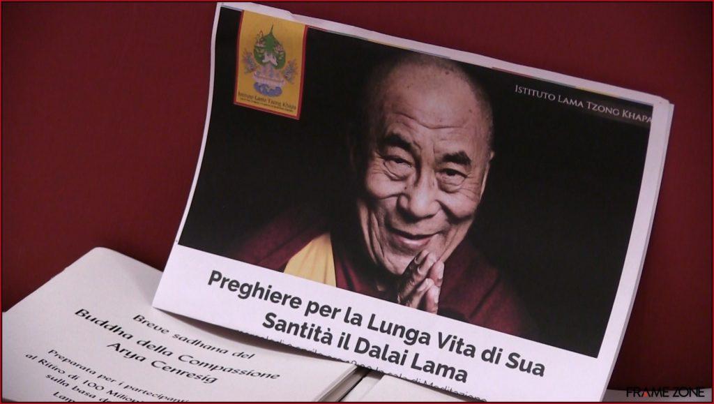 Dalai Lama foto Istituto