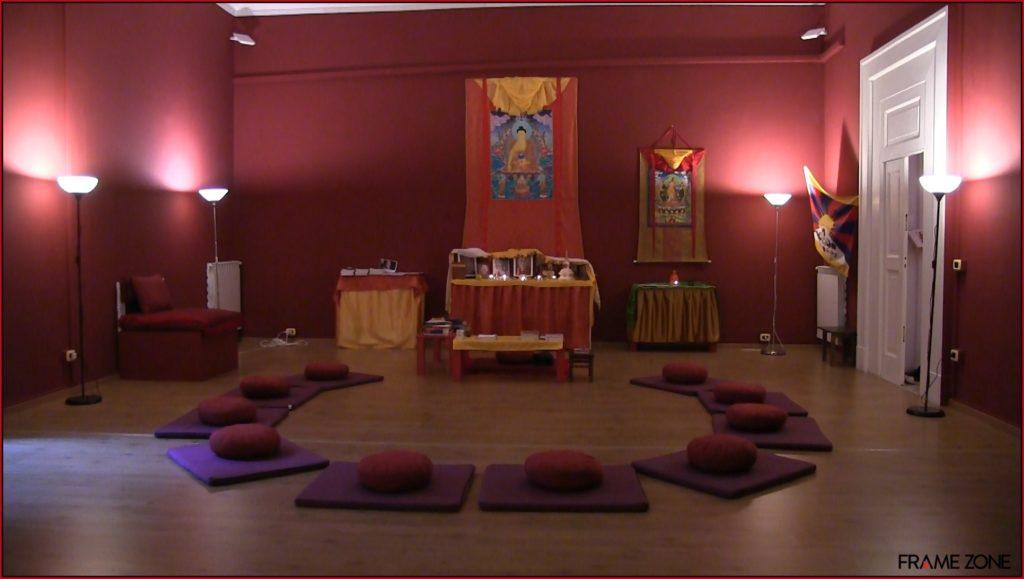 gompa buddismo