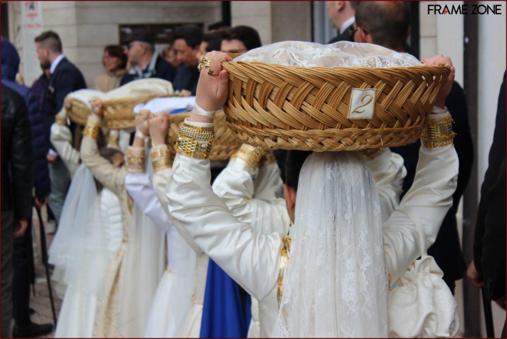 Dispensatrici Festa della Madonna delle Grazie di Castelvetere sul Calore