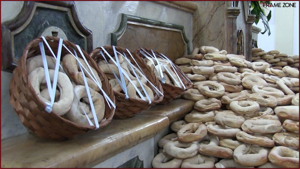 I tortani della Festa della Madonna delle Grazie