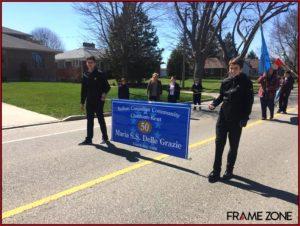 Processione Madonna delle Grazie Canada -