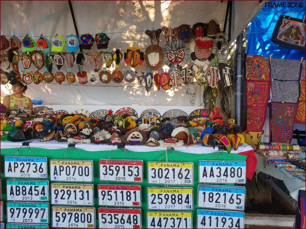 l Mercado dell'Artesanias a Panama City