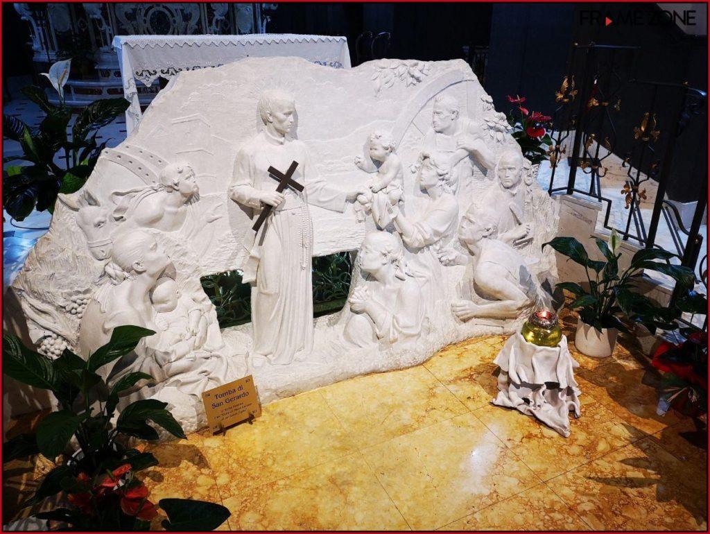 Santuario San Gerardo - Tomba